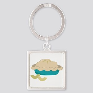 Apple Pie Keychains
