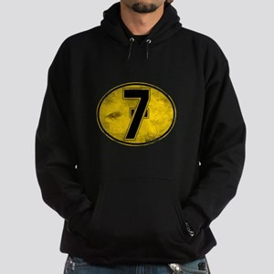 Lucky 7 Hoodie (dark)