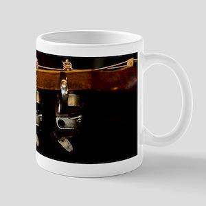 Guitar Tuning Keys Mug Mugs