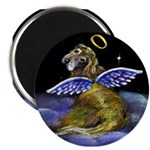 Golden Angel Magnet
