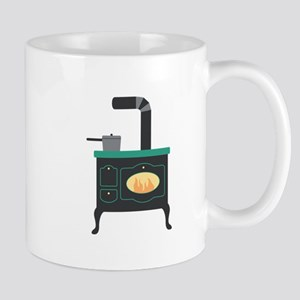 Cooking Stove Mugs