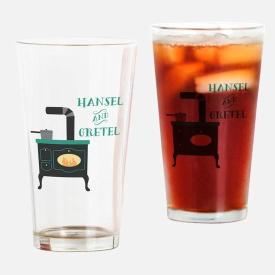 Hansel & Gretel Drinking Glass