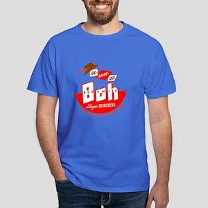 Bohemian Beer-1954 Dark T-Shirt