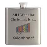 Christmas Xylophone Flask