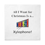Christmas Xylophone Queen Duvet