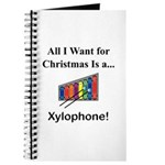 Christmas Xylophone Journal