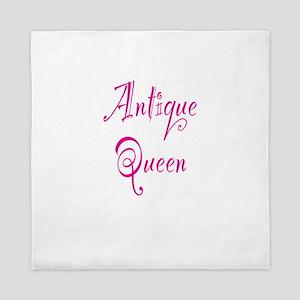 Antique Queen Queen Duvet
