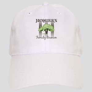 MCQUEEN family reunion (tree) Cap