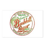 Bushkill Beer-1937 Postcards (Package of 8)