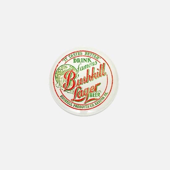 Bushkill Beer-1937 Mini Button