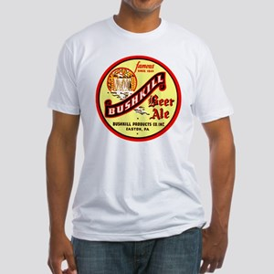 Bushkill Beer-1939 Fitted T-Shirt