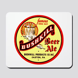 Bushkill Beer-1939 Mousepad