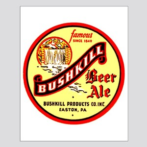 Bushkill Beer-1939 Small Poster
