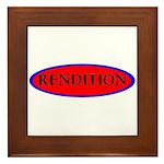 RENDITION Framed Tile
