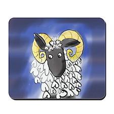 Luvin' Ram 2 Mousepad