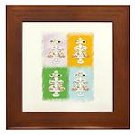 treats Framed Tile