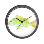 French Grunt Wall Clock