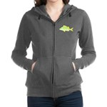 French Grunt Women's Zip Hoodie