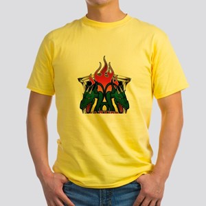 258th HR Co Hellraisers Yellow T-Shirt