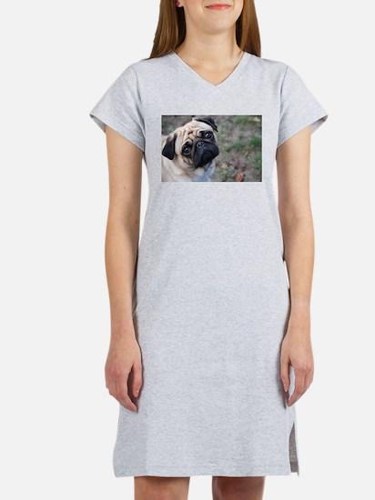 Pug Women's Nightshirt