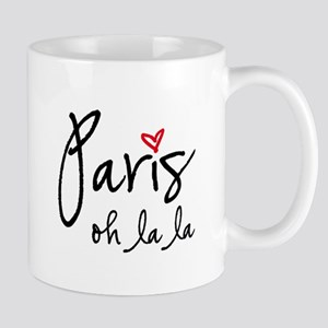 Paris oh la la Mugs