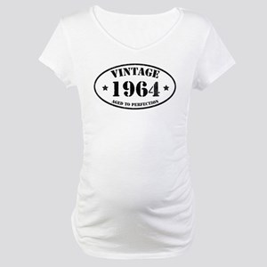 Vintage Aged to Perfection 50 Maternity T-Shirt