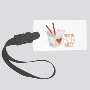 Mein Squeeze Luggage Tag