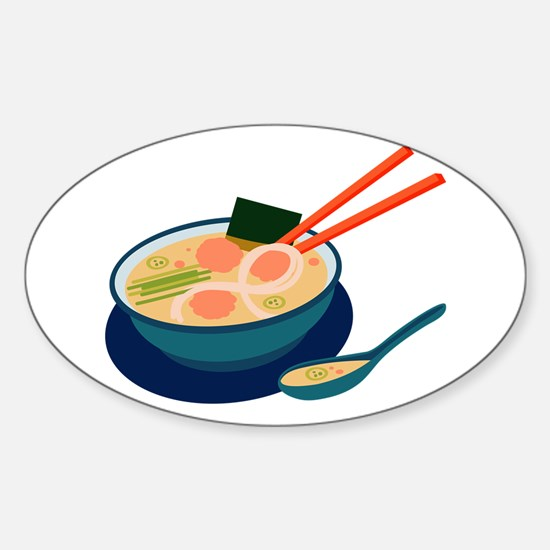Asian Soup Decal