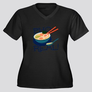 Pho Real Plus Size T-Shirt