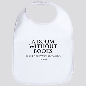 Room without books body without a soul Bib