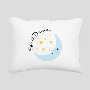 Sweet Dreams Rectangular Canvas Pillow