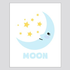 Night Moon Posters