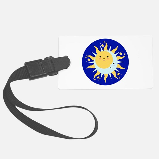 Solstice Sun Luggage Tag