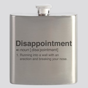 Disappointment Definition Flask