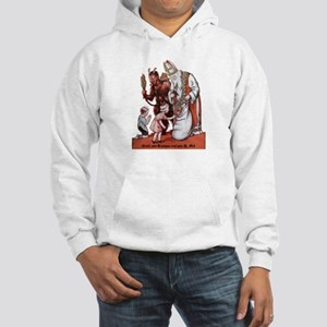 St. Nick & The Krampus Jumper Hoody