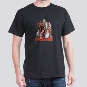 St. Nick & The Krampus T-Shirt