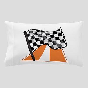 Race Flag Pillow Case