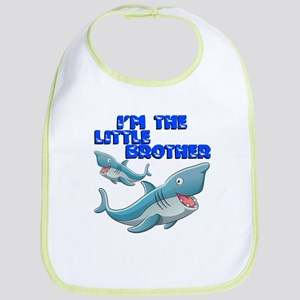 Little Brother Shark Bib