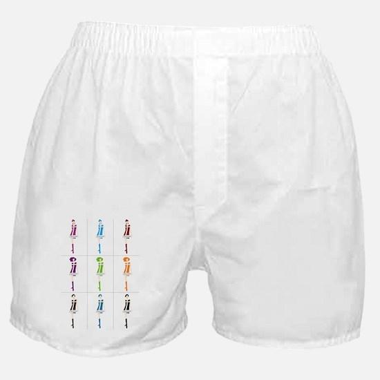 NUMBER_GIRLS Boxer Shorts