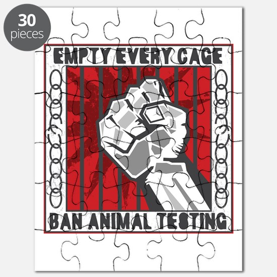Empty Every Cage Puzzle