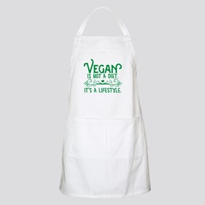 Vegan is Not a Diet Apron