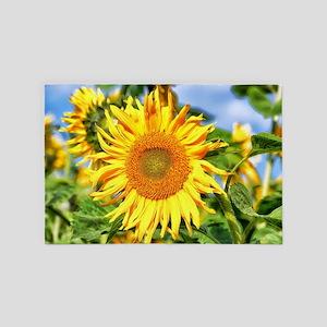 Sunflower 4' x 6' Rug