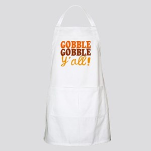 Gobble Gobble Y'all! Apron