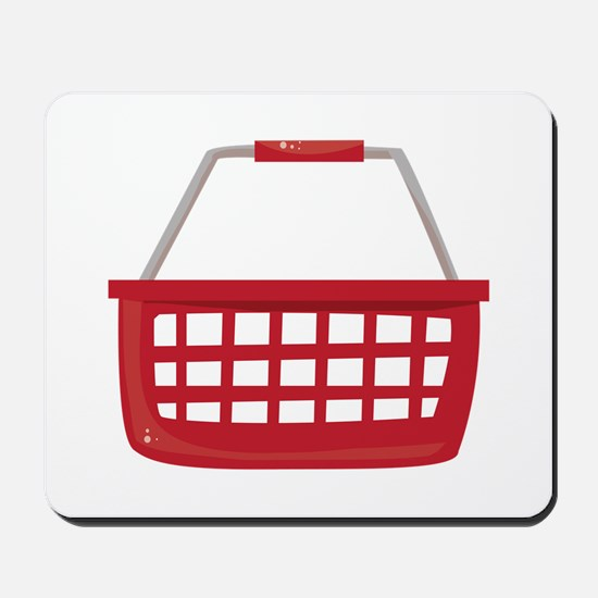 Shopping Basket Mousepad