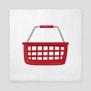 Shopping Basket Queen Duvet