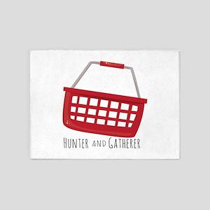 Hunter And Gatherer 5'x7'Area Rug