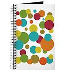 Retro Dots Diary / Journal