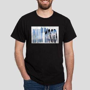 Maui Mood Ash Grey T-Shirt