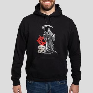 SOA Reaper Standing Hoodie (dark)