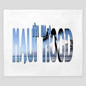 mauimood2 King Duvet